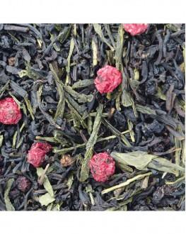 Танец Ангелов купаж черного и зеленого чая Світ чаю