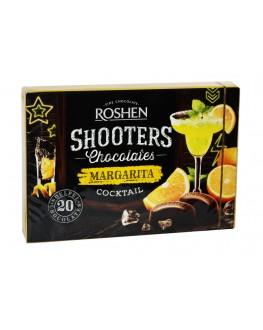 Цукерки ROSHEN Shooters Margarita Маргарита 150 г в коробці (4823077627385)
