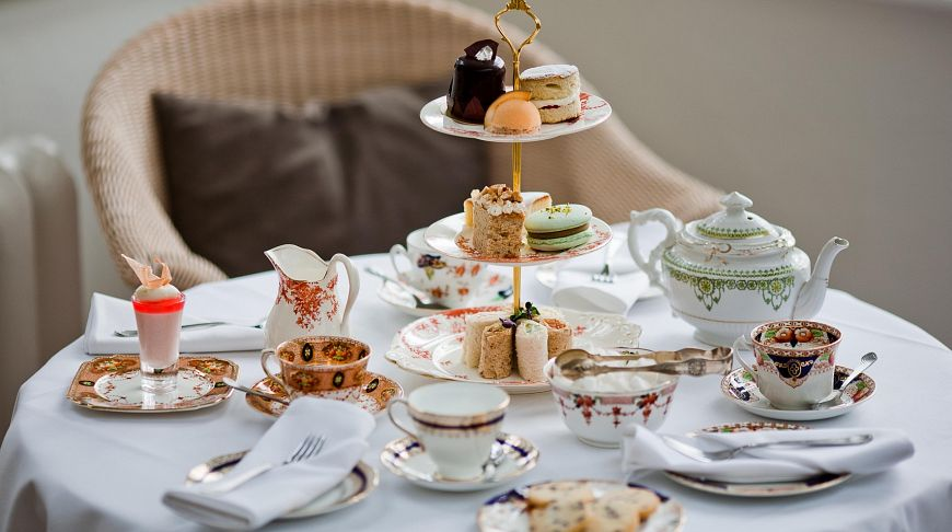 ученый изучил, чай в великобритании традиции было